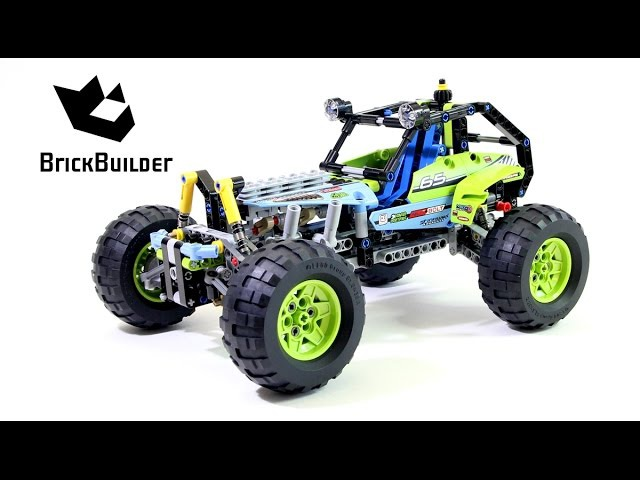 LEGO TECHNIC 42037 Formula Off-Roader - Speed Build for Collecrors - Technic Collection (7/13)