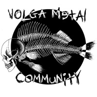 Логотип VOLGA Metal Community