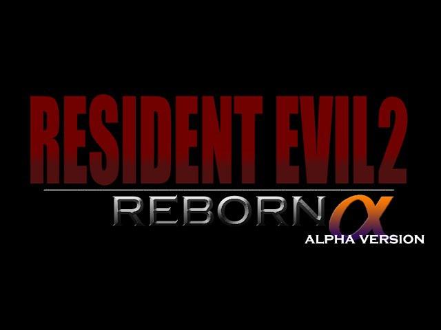 Marach Left Alone Resident Evil 2 cover