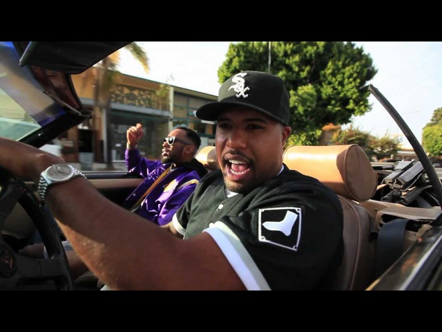 Menace II Society - Freddie Gibbs w/ Dom Kennedy Polyester - OFFICIAL MUSIC VIDEO