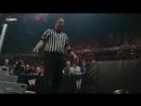 [My1] Shawn Michaels vs. Chris Jericho - Last Man Standing Match: Raw, November 10, 2008