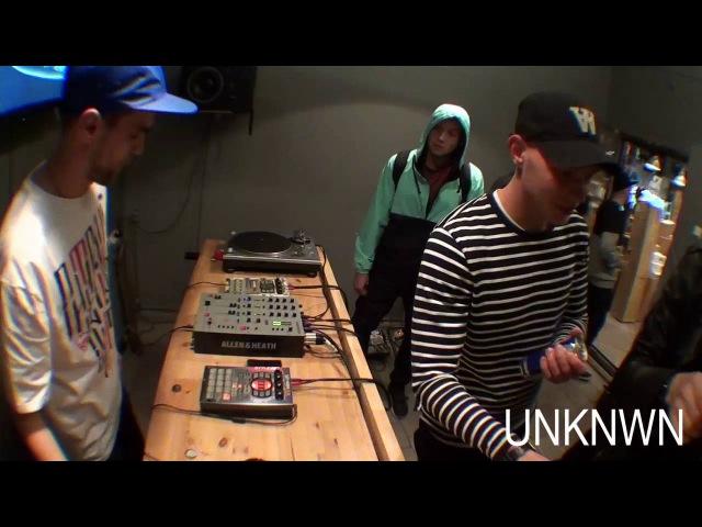 UNKNWN BEATS - Baza Friends, Baza Record Shop