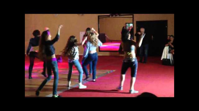 Gala show Orient Eddicts street Shaabi with Semsemah