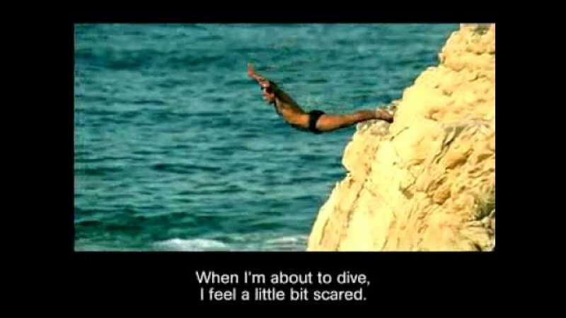 Discovery Channel short movies cliffdivers