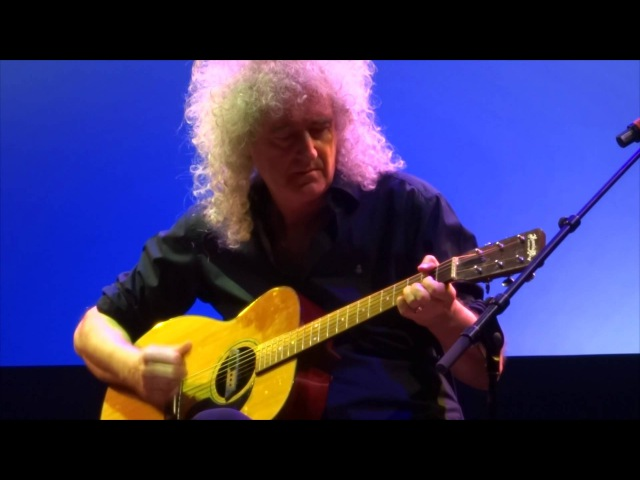 Brian May Kerry Ellis 03 03 2016 Ostrava kompletní video ve full HD