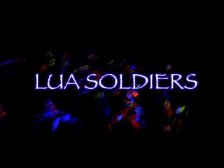 Neon Lua Soldiers. Choreography by Dhq Lua