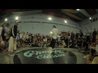 Shtan'ko vs Gelya Round 2   Hip-Hop 1\2   Groove Avenue 2016