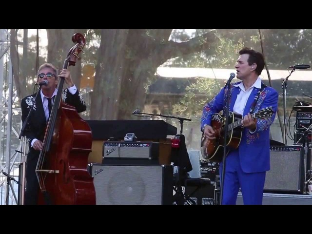 Cant Help Falling In Love Chris Isaak Hardly Strictly Bluegrass 2013
