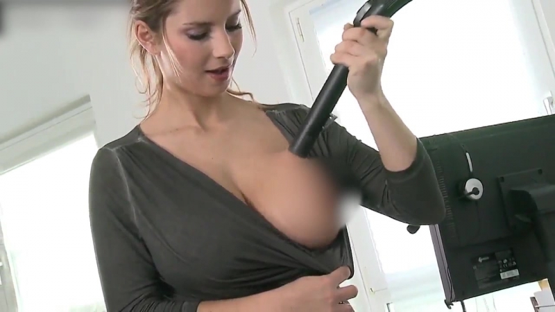 Free Porn Vacuum Cleaner, Nipples, Big Tits