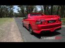 2015 HSV GTS Maloo Gen-F 0-100km/h engine sound