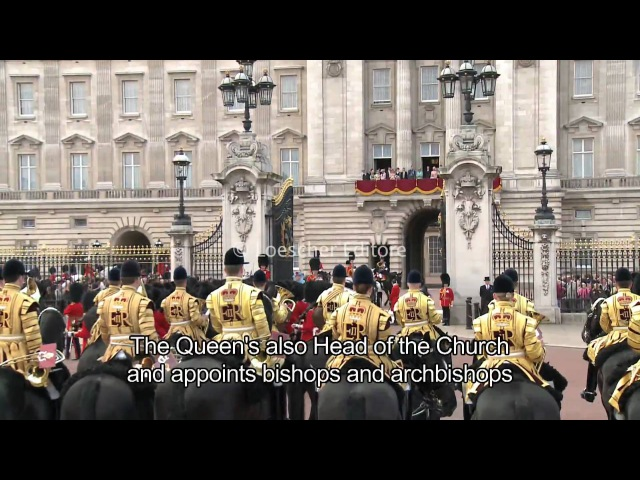 Loescher English Corner 1 3 The Royal family with subtitles