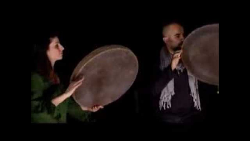 Def U Deng - Persian Daf and Kabak Kemane