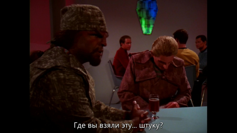 ◀Star Trek DS9▶ Почему клингоны не любят трибблов