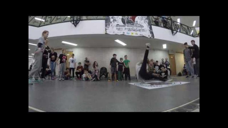 BE Y. OURSEL. F DANCE CHAMPIONSHIP 3vs 3Dominant crew vs vs 14 final