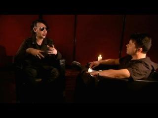 Marilyn Manson - ZDF Interview