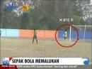 HEBOH Sepak Bola Gajah 5 Gol Bunuh Diri PSIS Semarang VS PSS Sleman 3 2 26 Oktober 2014