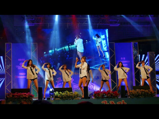 160429 NineMuses 나인뮤지스 제 126주년 세계 노동절 기념 근로자 Music Festival 안산 문화 광장 Full Stage