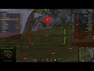 PzIV D - Утёс - 8 Фрагов