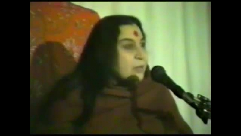 Talk on Vishuddhi Chakra Delhi 1983. Лекция ВИШУДДХИ ЧАКРА. Дели 1983 г.