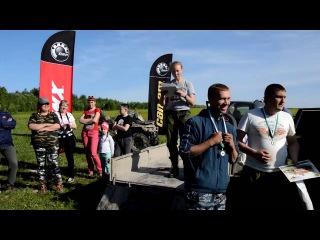 Слет внедорожников Березники 2016 1 этап видеоотчет