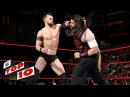 [ My1] Top 10 Raw moments: WWE Top 10, May 15, 2017