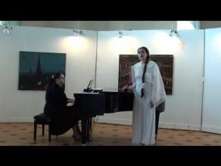 Володин - Черемуха душистая - Люсия Литвин - Ольга Пастухова