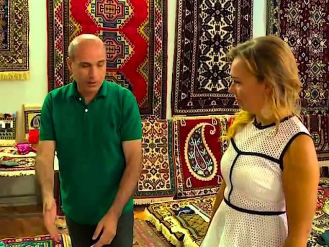 Подорожуй світом з Юлією Акуніною. Азербайджан. Баку