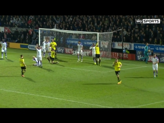 Burton 1-2 newcastle video watch tv show sky sports