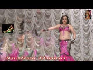 Arabic Belly Dancer Julia Kosenko Super Hit Hot Arabic Belly Dance Show  701