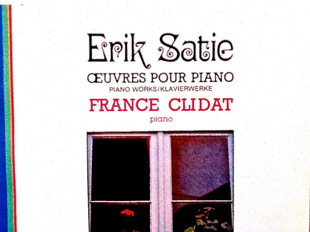 Satie - Gymnopedies, Valse : Je te veux.. Presentation (recording of the Century : France Clidat)
