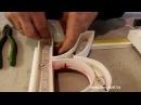 Как сделать объемные буквы - вывеска со светодиодами
