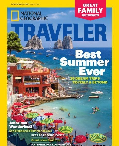 National Geographic Traveler USA JuneJuly 2017
