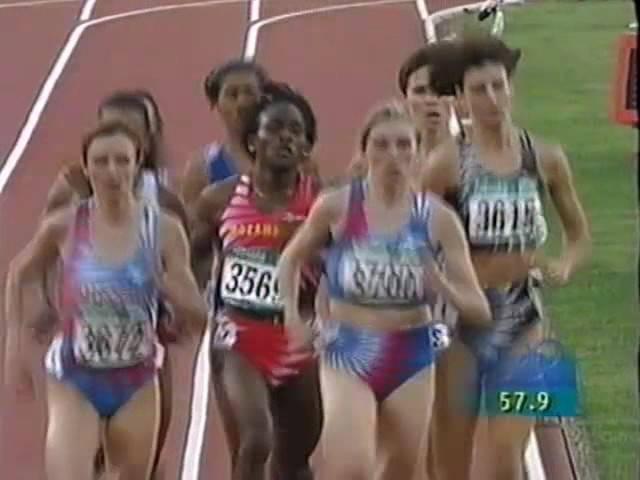 Women's 800m Atlanta Olympics 1996