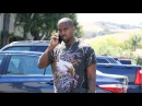 Kanye West Sports Feel The Wind Bald Eagle T Shirt At The Office