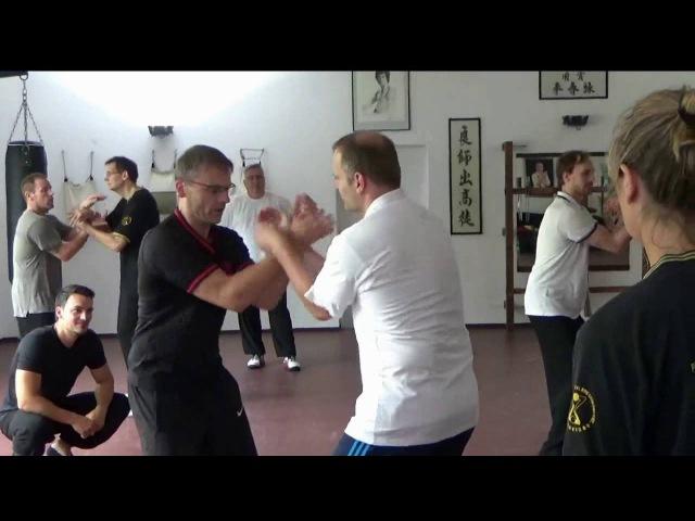 Wan Kam Leung Practical Wing Chun Kung Fu Germany - Sifu Jürgen Harlander - Summer Camp 2016