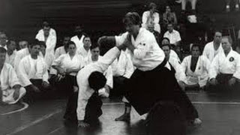 Yoshimitsu Yamada Aikido Seminar in Brussels 2014 Йошимитсу Ямада Айкидо Семинар в Брюсселе 2014