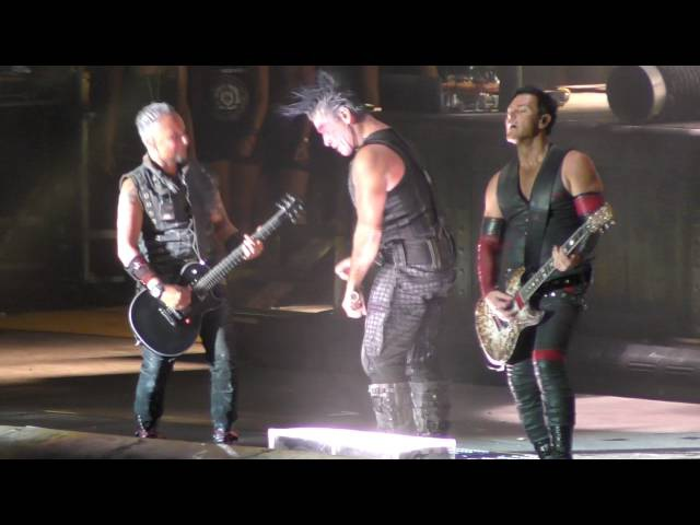 Rammstein - Du Hast LIVE Capitol of ROCK WROCŁAW POLSKA 27.08.2016 FULL HD 1080p AMAZING