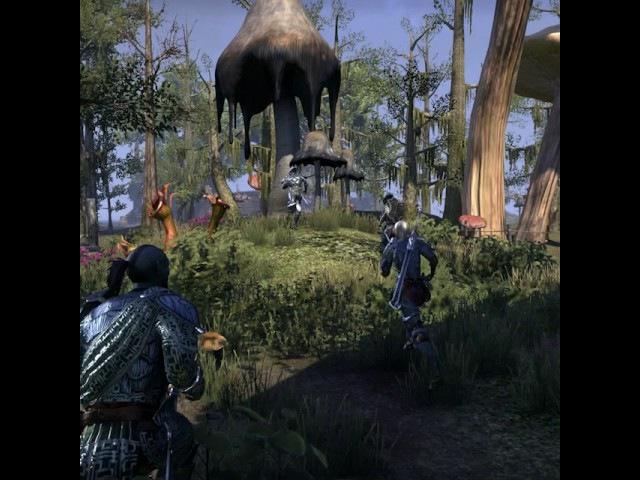 Elder Scrolls Online Morrowind Seyda Neen