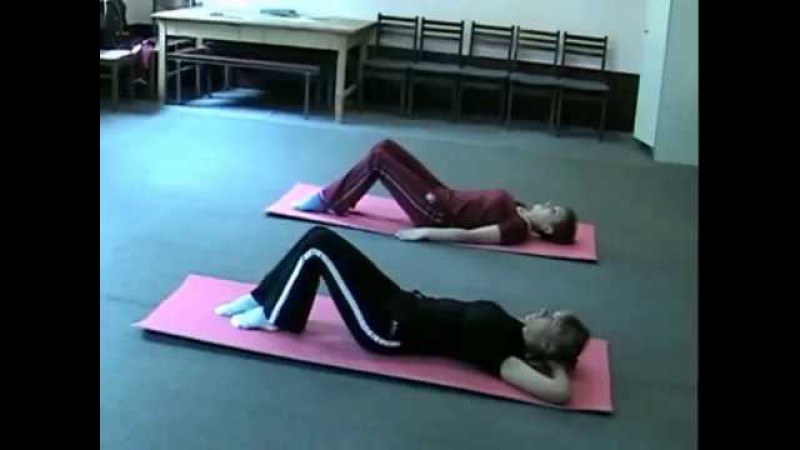 Лечебная гимнастика при грыже диска в поясничном отделе позвоночника Полный комплекс упражнений