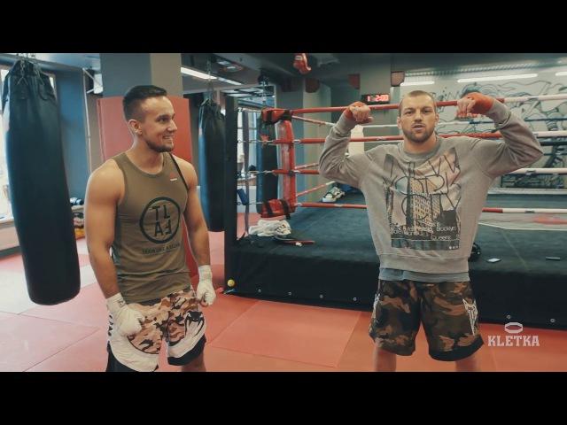 Нырки в Боксе и Тайском Боксе Подводящие упражнения от Андрея Басынина