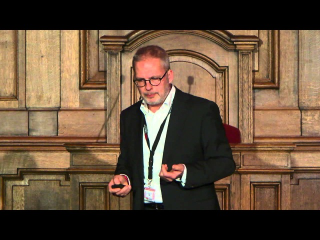 Humor and culture in international business Chris Smit TEDxLeuven