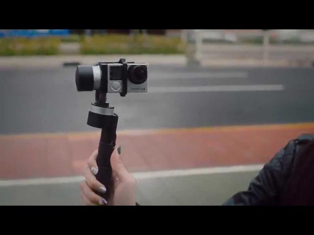 Z1 Pround - 3 Axis GoPro Hand Stabilizer Zhiyun-TW 智雲 三軸穩定器 【 Z1 Pround 】