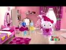 Реклама Киндер Сюрприз для девочек - Хело Китти