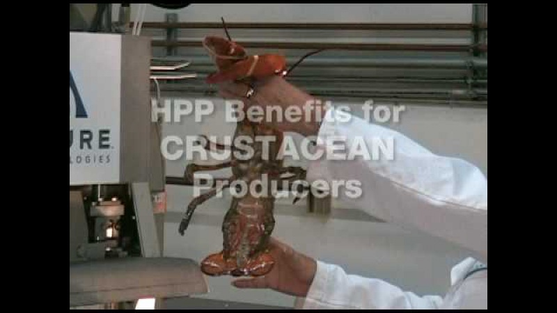 Avure Technologies Seafood High Pressure Processing HPP 2009