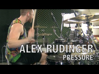 "Alex Rudinger - ""PRESSURE"" (Session)"