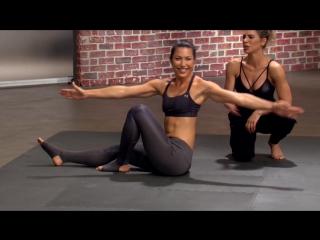 Jillian michaels - pilates power. 10 minute body transformation