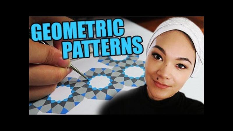 Painting Islamic Calligraphy How to Video with Zoraya Vadillo