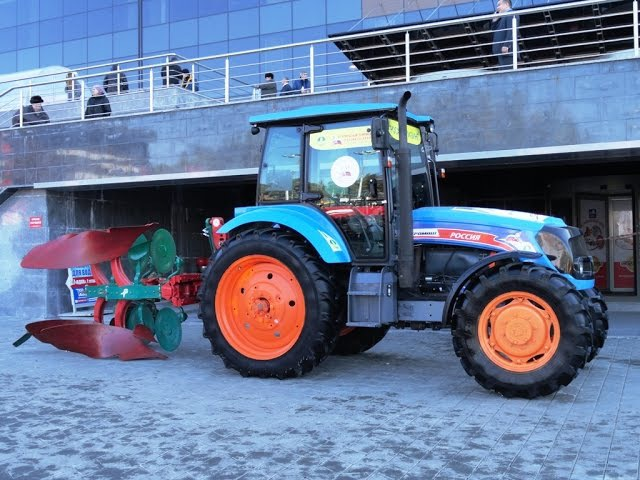 Review of tractor AGROMASH 85TK Обзор трактора АГРОМАШ 85ТК