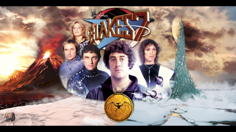 Семёрка Блейка Blake's 7 01 сезон 09 серия 1978 Перевод ДиоНиК