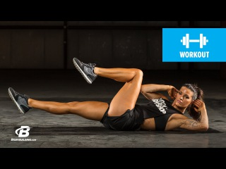 At Home Cardio and Core Workout: Day 19 | Clutch Life: Ashley Conrad's 24/7 Fitness Trainer